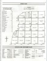 Index Map, Hancock County 1989